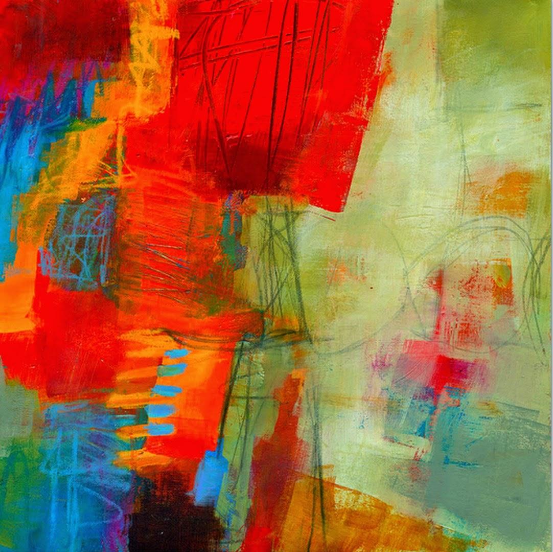 Pintura moderna y fotograf a art stica oleos modernos for Imagenes de cuadros abstractos faciles