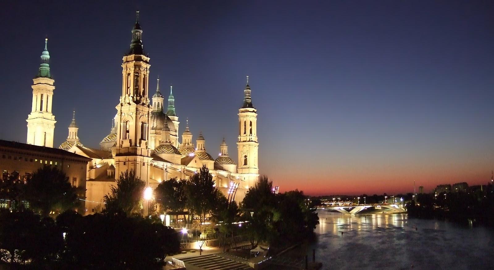 Zaragoza Spain  city pictures gallery : Zaragoza , Spain