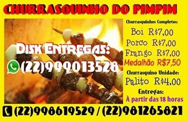 CHURRASQUINHO DO PIMPIM