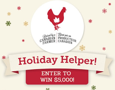 Canadian Farmer $5000 Gift Card Holiday Helper Giveaway