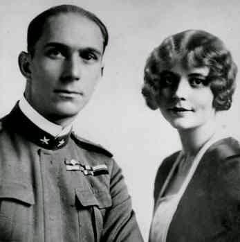 Le duc de Pistoia et la princesse et duchesse Lydia von Arenberg