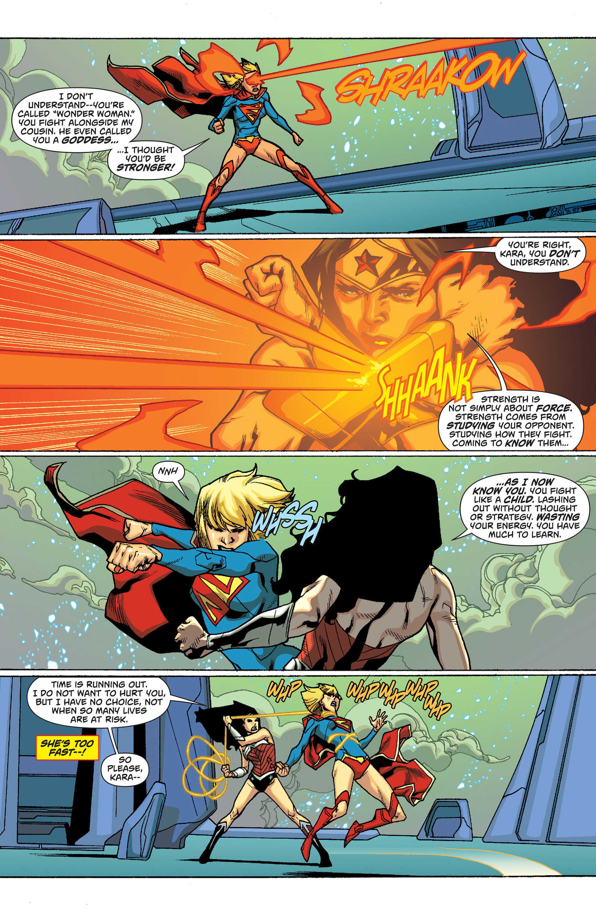 Supergirl (2011) Issue #17 #19 - English 10