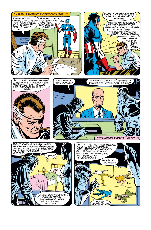 Captain America (1968) Issue #238 #153 - English 6