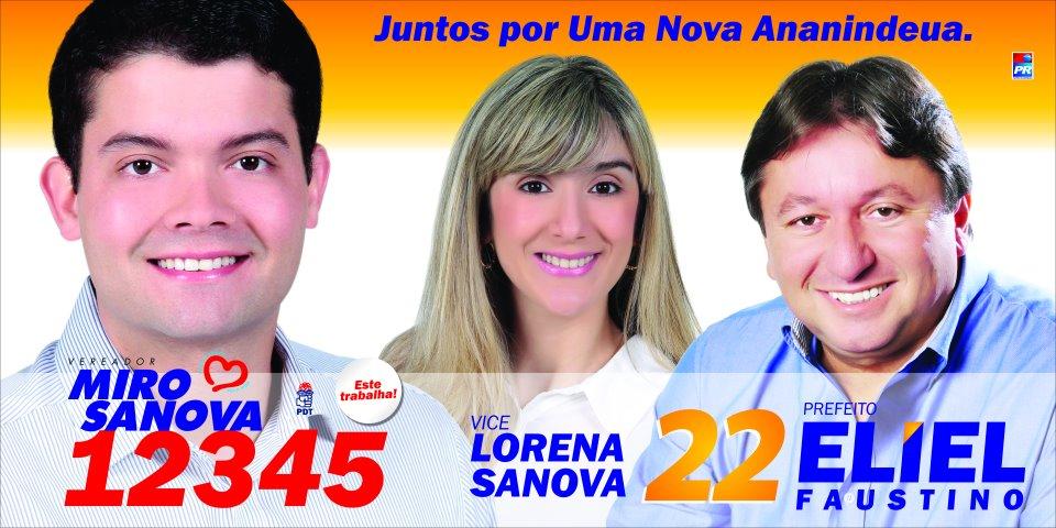 Vereador Miro Sanova