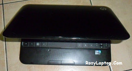 HP Mini 110 – 4100 Black