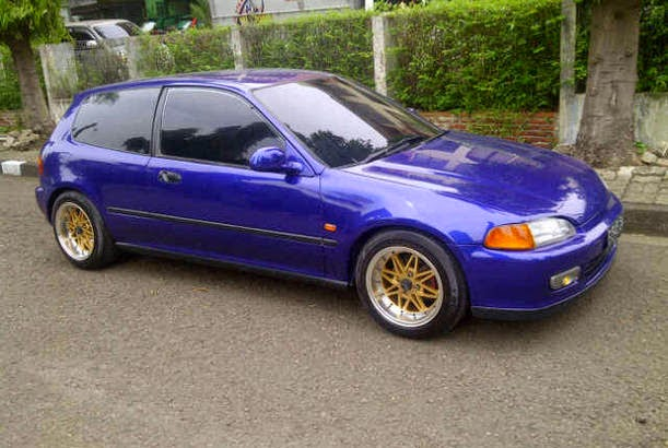 Honda Civic Estilo 92
