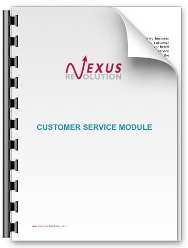Salon Management Services - Nexus Revolution