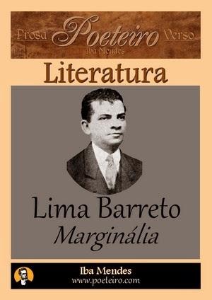 Lima Barreto - Marginalia - Iba Mendes
