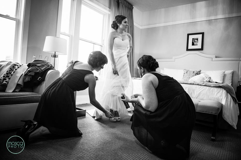 MoscaPhoto, Hotel deLuxe Wedding, Portland Wedding Photography