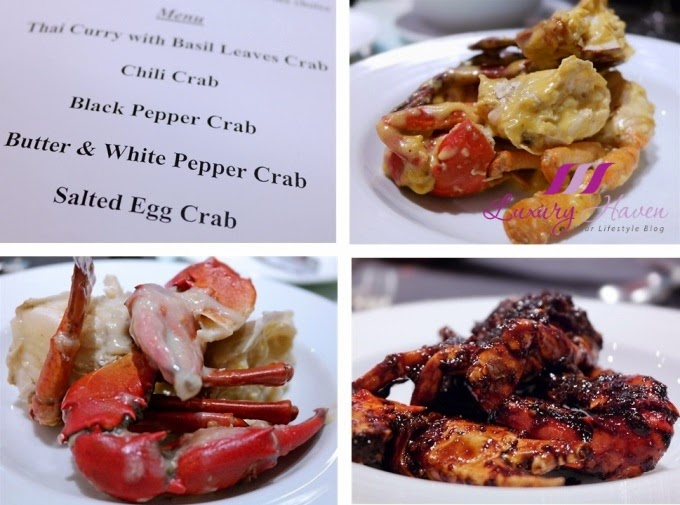 concorde hotel spices cafe buffet crabs review