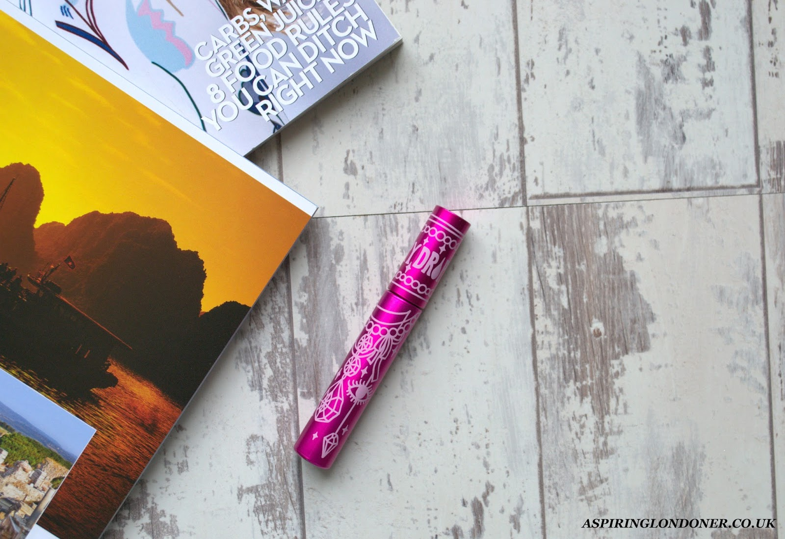 Fairy Drops Scandal Queen Quattro Mascara Review - Aspiring Londoner