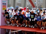 The 1st Tokyo Marathon - 2/18/07