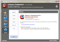 Free CCleaner Proffesional + Business Version