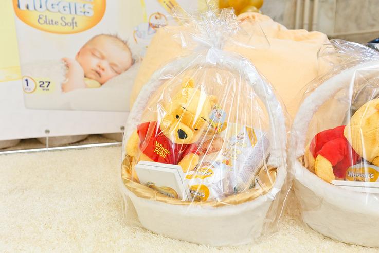 Подарок для новорожденных акция 72