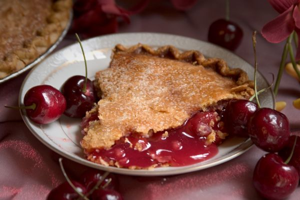 Seed to Feed Me: RECIPE FOR CHERRY PIE