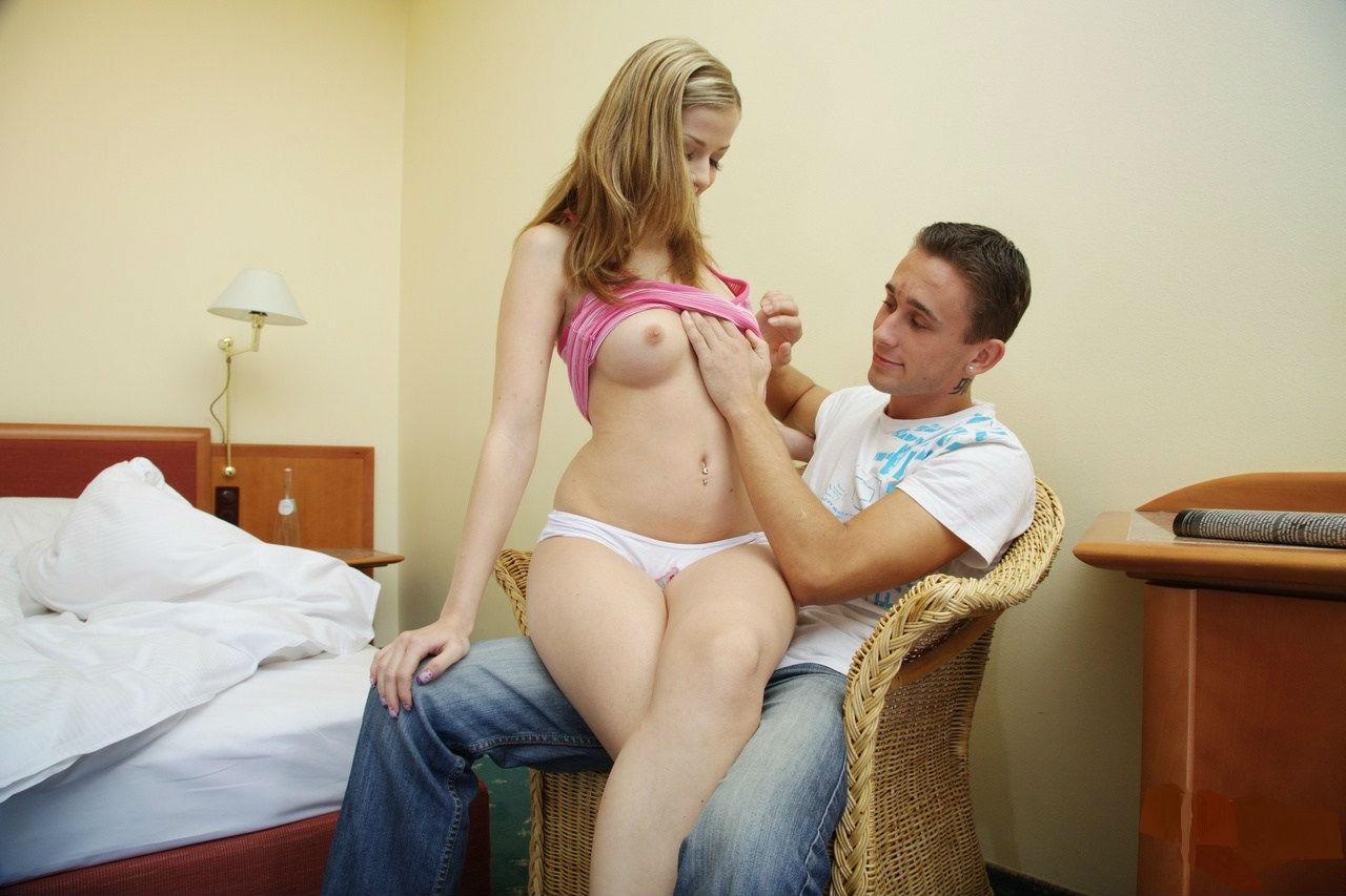 Hot Young Naked Girl Teacher