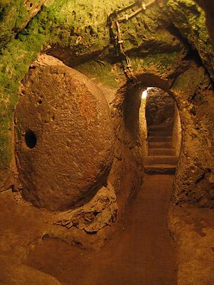 Are We Alone?: DerinKuyu Ancient Underground City