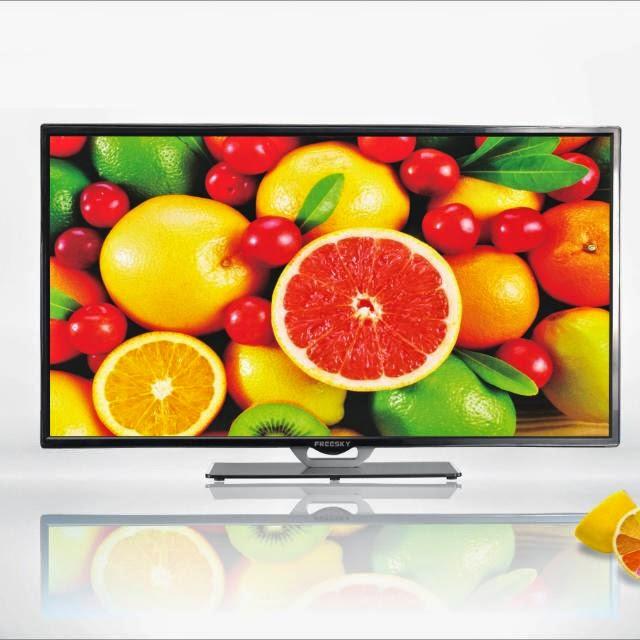 TV de led da freesky em breve nas lojas imagem 2