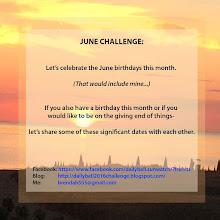 June Challenge 2016