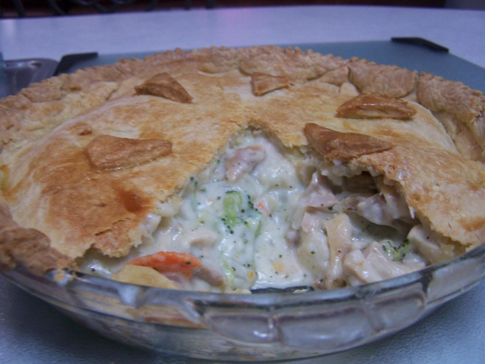 Gluten Free Chicken Pot Pie, so darn good - Skinny GF Chef ...