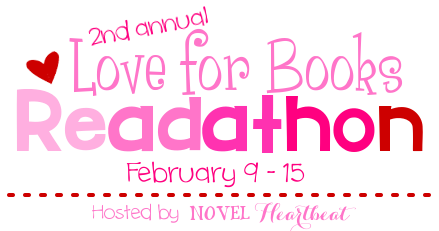 http://novelheartbeat.com/2015/02/2nd-annual-love-for-books-readathon-sign-ups/
