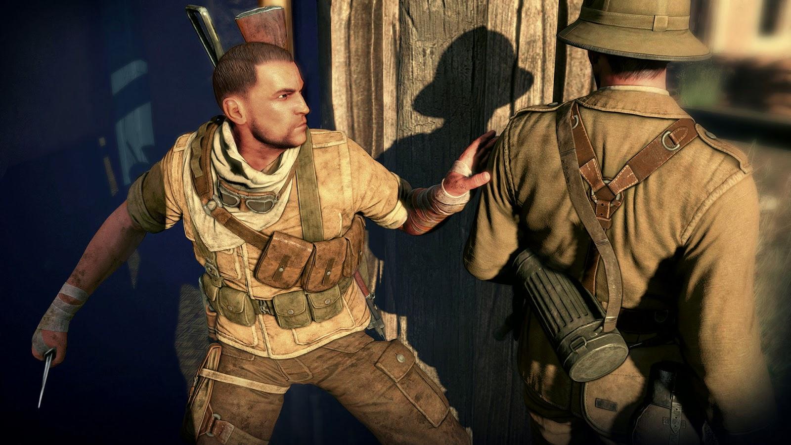 asesinato sigiloso videojuego shooter