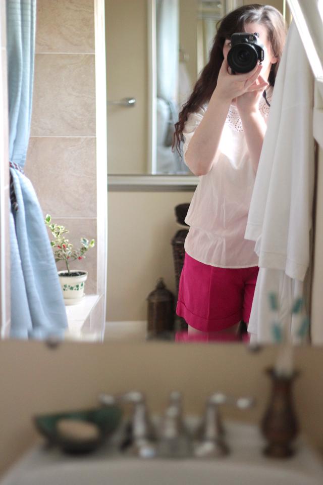 bathroom house tour