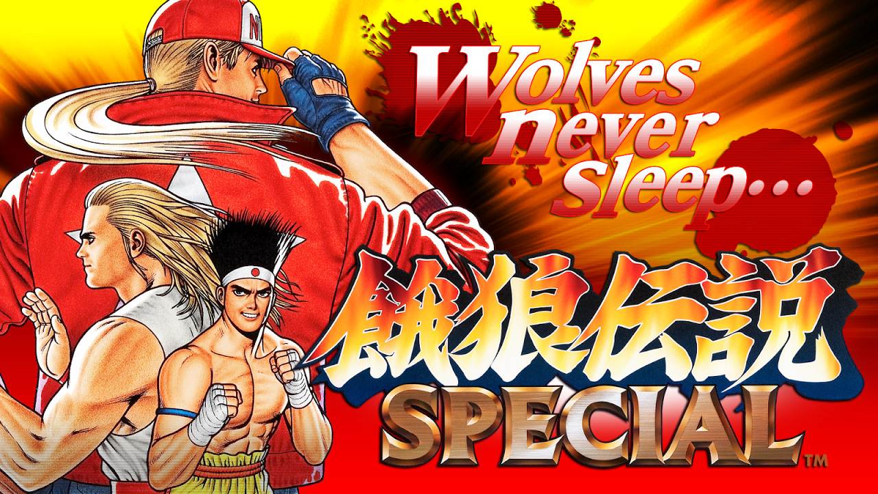 FATAL FURY SPECIAL Gameplay IOS / Android