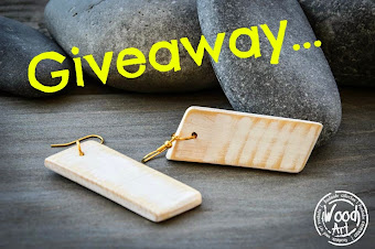 WoodArt Giveaway!