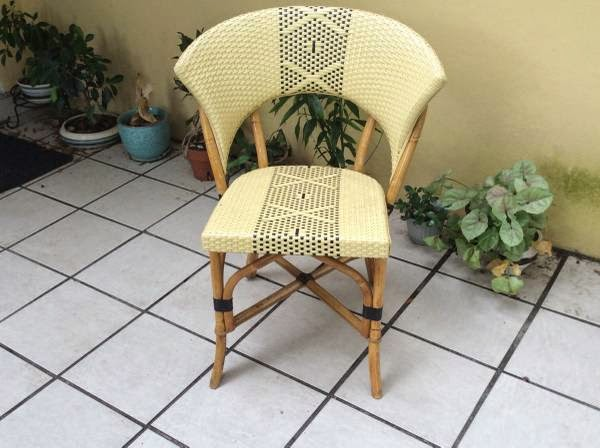 I Found 10 Original Maison Gatti Designed Bistro Chairs For $20 Each On  Craigslist. What Do You Think? Buy Or Buy?