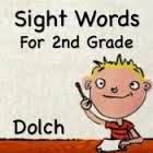 Sight words for 2nd Grade app icon