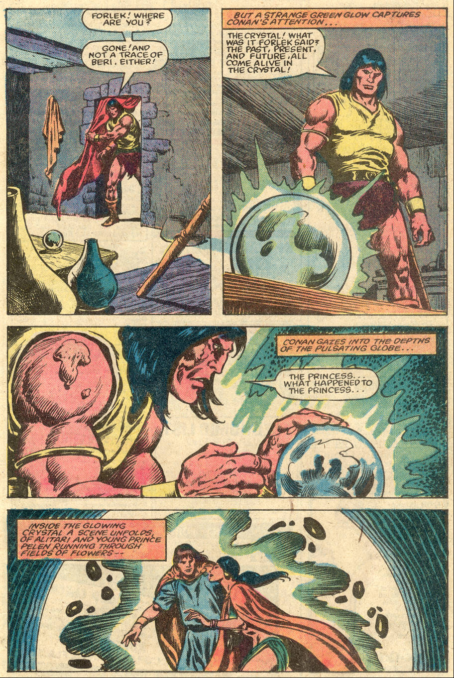Conan the Barbarian (1970) Issue #148 #160 - English 16