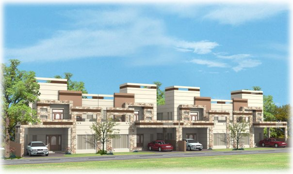 Front Elevation of Houses in Pakistan