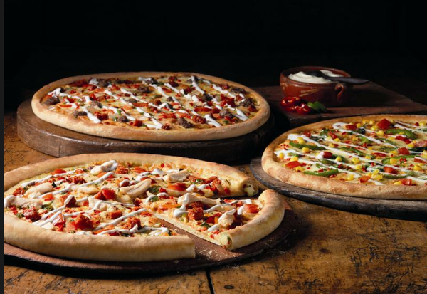 Mexicano Pizza