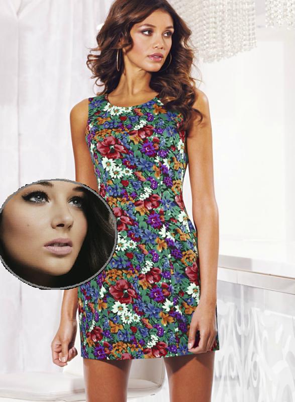 Lipsy Tulisa Dress