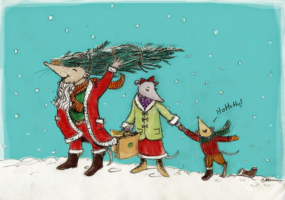 http://www.dottyhill.com/christmas-portfolio/