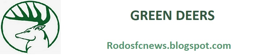 GREEN DEERS