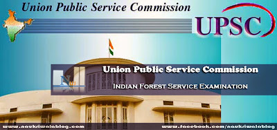 Indian Forest Service Examination Job2015