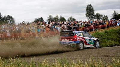 resultados rally finlandia ss20