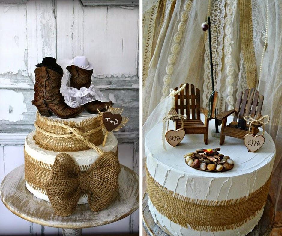 винтидж сватбени фигурки за торта