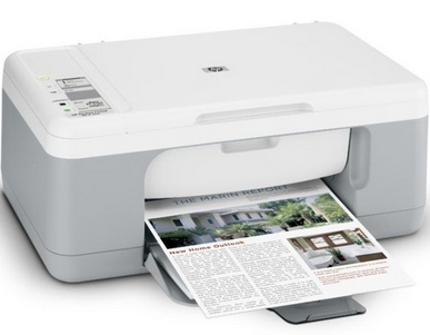 HP Deskjet F2210 Driver Download