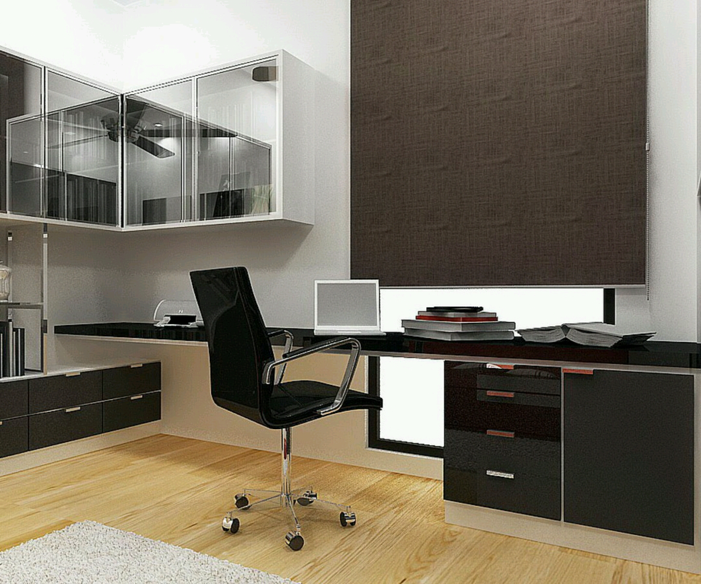 Modern Furniture Study rooms furnitures designs ideas