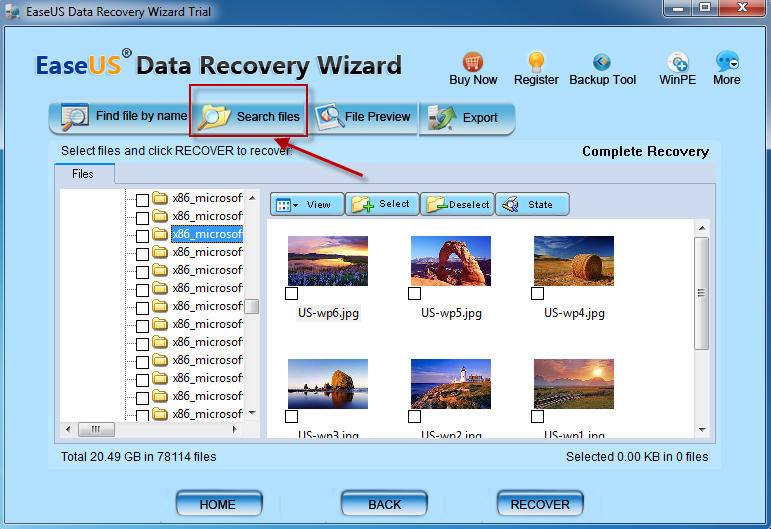 EaseUS Data Recovery Wizard Free   Full Version Download