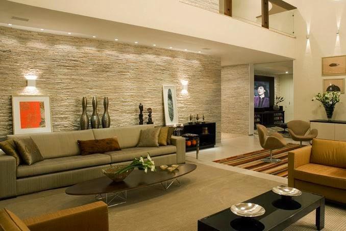 Sala De Estar Mais Bonita Do Mundo ~ prestando atenção à iluminação dos ambientes A sala de estar