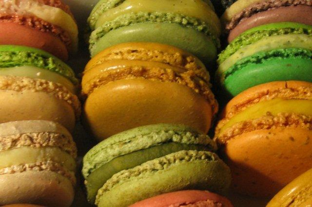 Macarons de Pierre Herme
