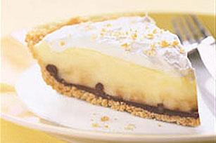 My Recipe Box: Black Bottom Banana Cream Pie