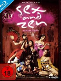 Nhục Bồ Đoàn 3D - Sex and Zen Extreme Ecstasy (2011)