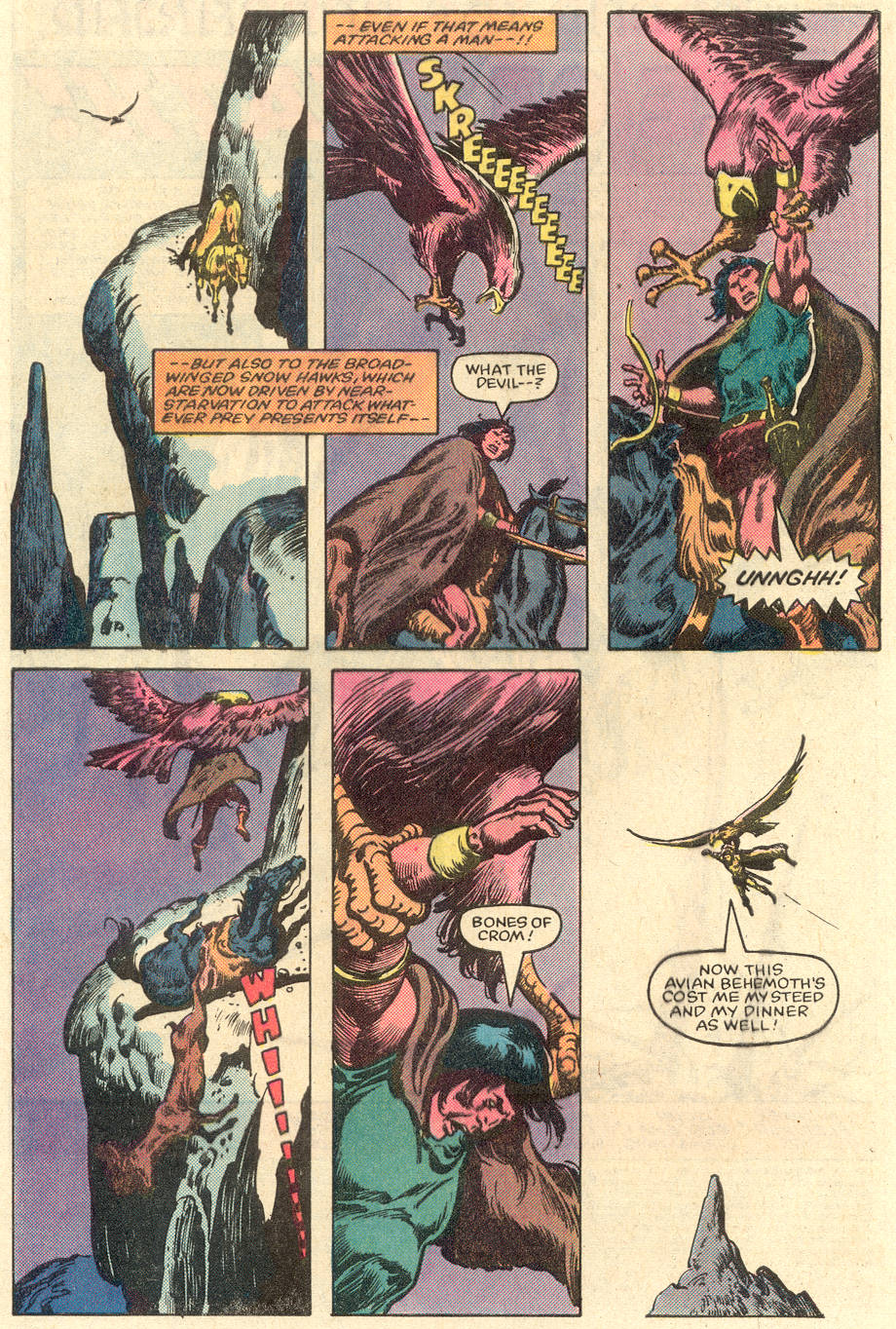 Conan the Barbarian (1970) Issue #151 #163 - English 3