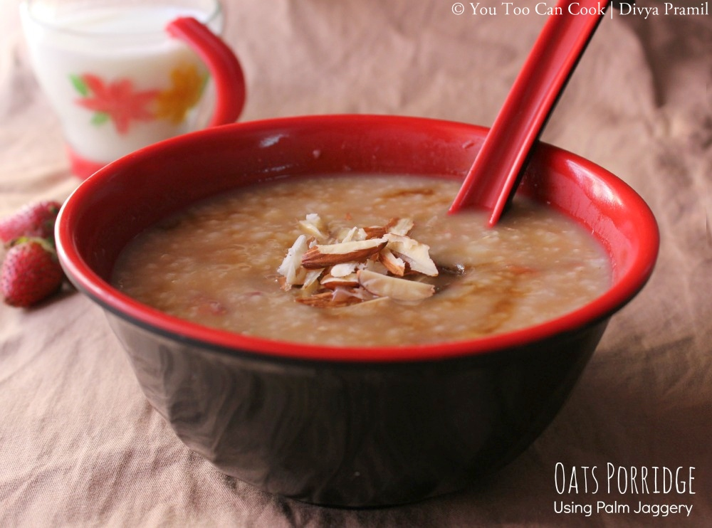 how to make porriage with oats