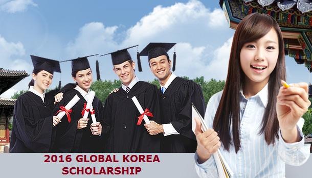 Chương trình học bổng chính phủ Hàn Quốc 2016